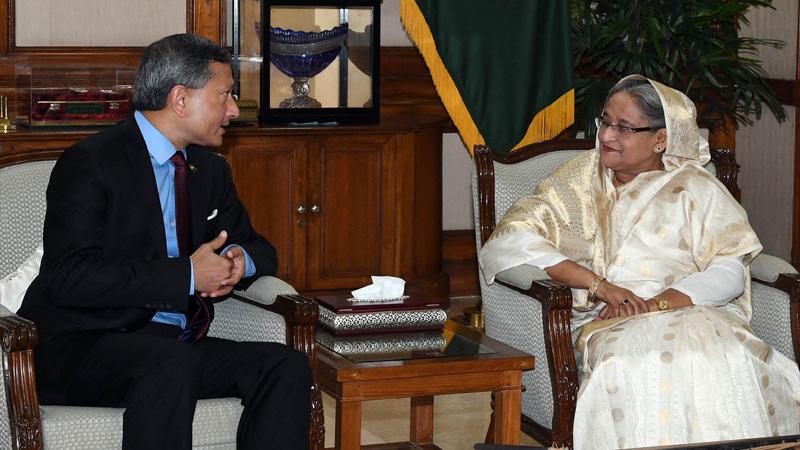 Singapore wants speedy repatriation of Rohingyas