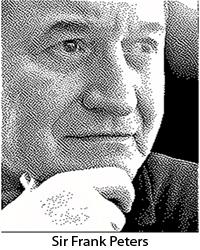 Sir Frank Peters