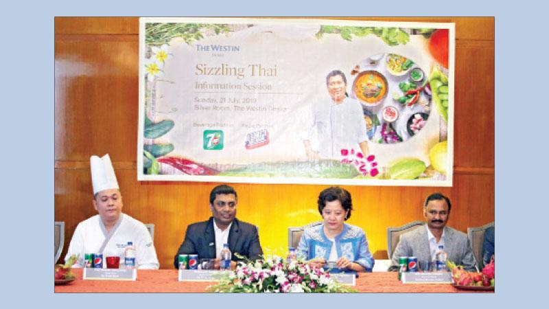 Sizzling Thai at The Westin Dhaka