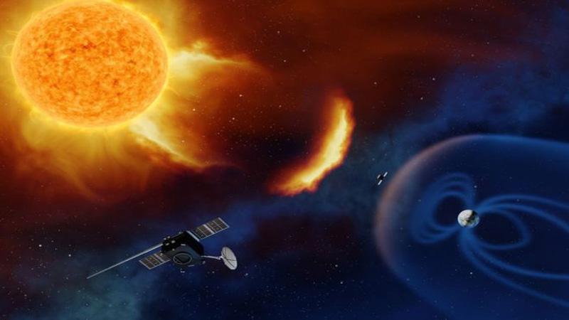Design call for 'solar sentinel' mission