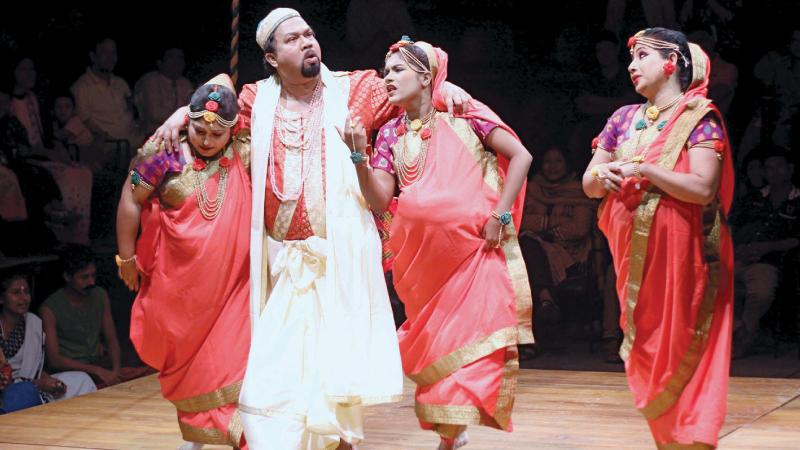 Loko Natyadal to stage 'Sonai Madhab' in India