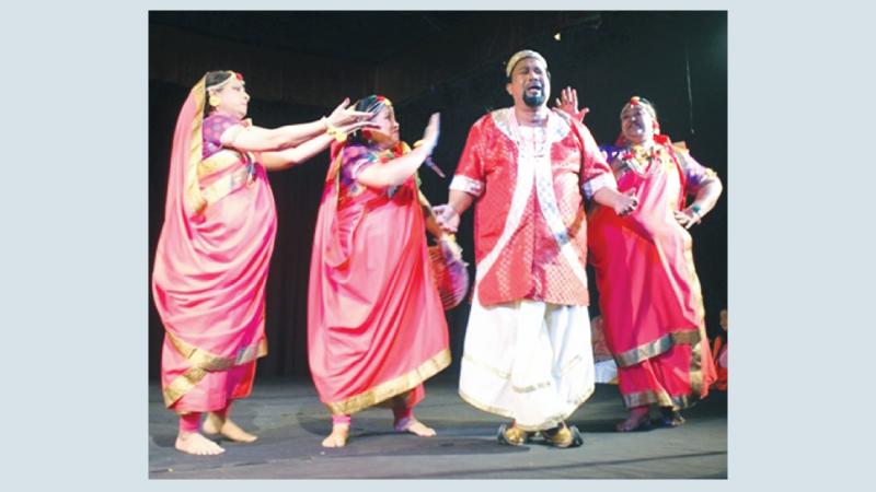 'Sonai Madhab' on Shilpakala stage today