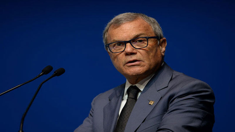 Sorrell quits as CEO of ad firm WPP