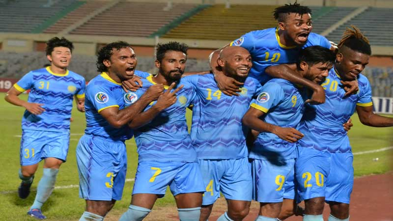 Abahani defeat April 25 by 4-3