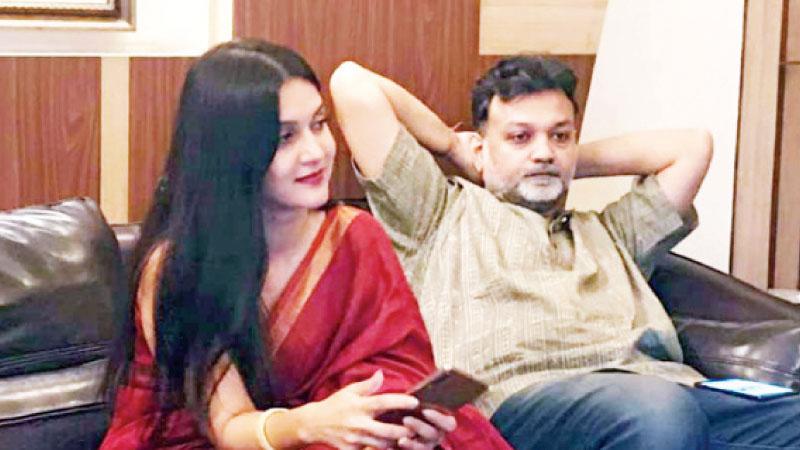 Srijit, Mithila wedding in Feb?