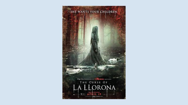 'The Curse of La Llorona' hits Star Cineplex