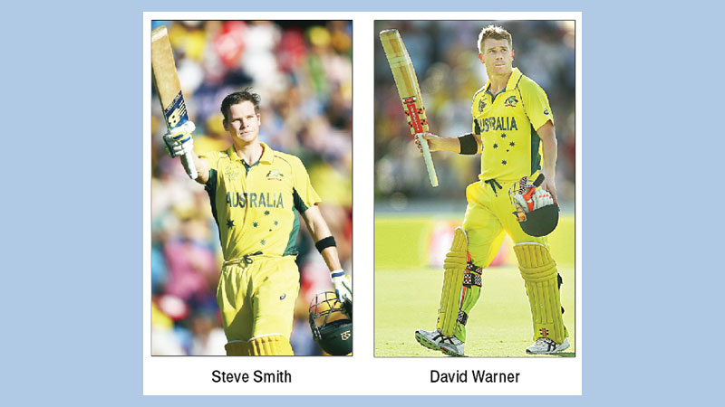 Smith, Warner eager to let  their bats do the talking