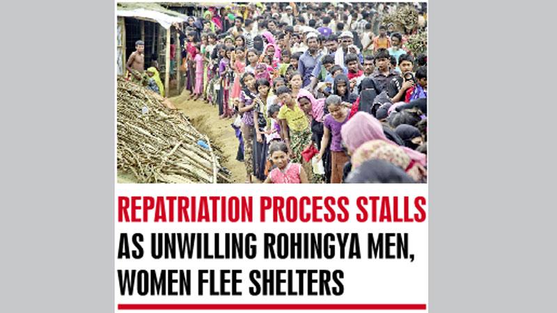 Bangladesh won't send back Rohingyas forcibly, says FM