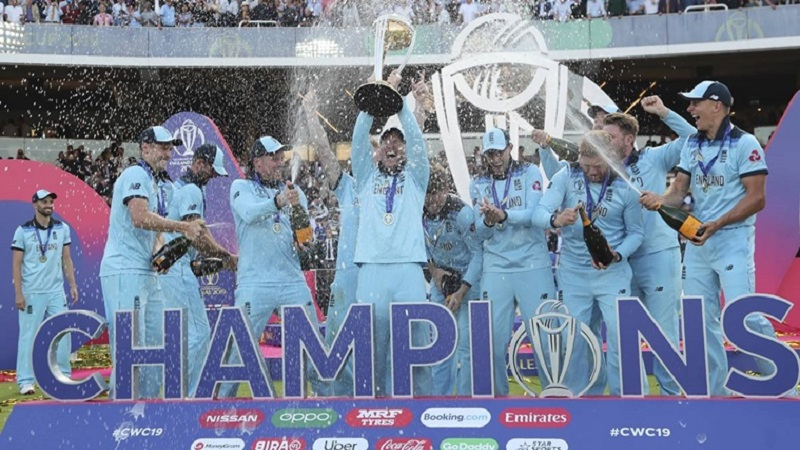 Cricket World Cup Super League begins with England-Ireland series