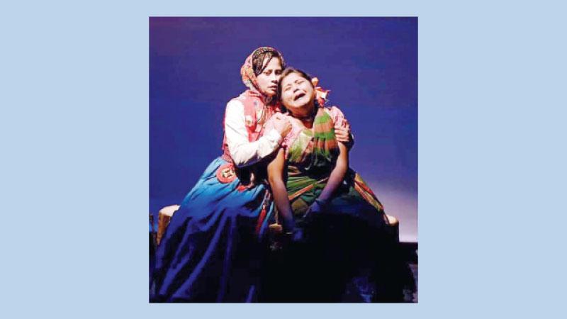 'Sutay Sutay Hanna O Shapla' on BSA stage today