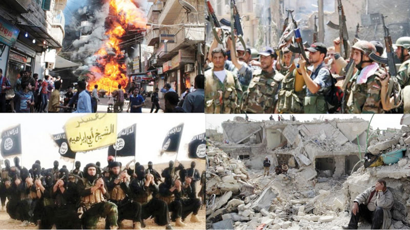 syrian conflicts