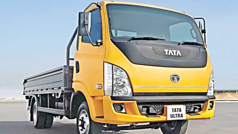 10 Ton Tata : Tata motors ultra truck impremedia