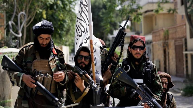 Islamic State militants claim attacks on Taliban