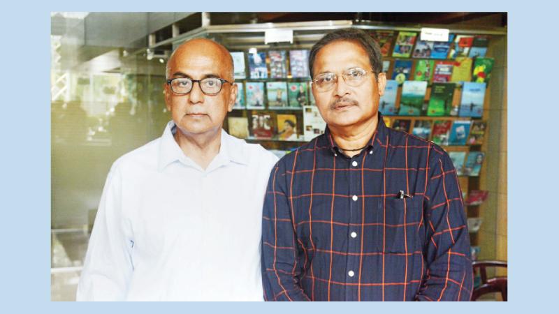 Tapan Chowdhury lends voice to Jangi's lyric