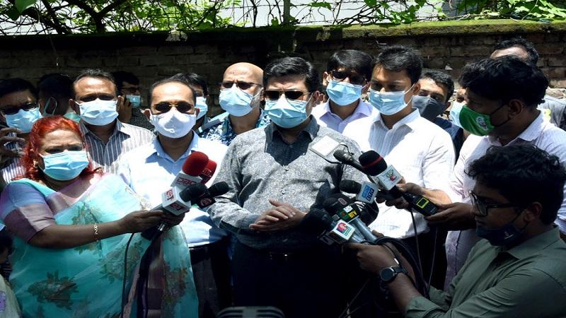 Taposh mourns death of Dr Koushiki