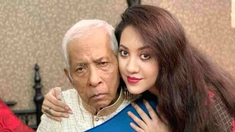Tareen's father passes away