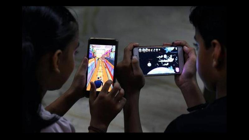 Children's addiction to tech growing problem