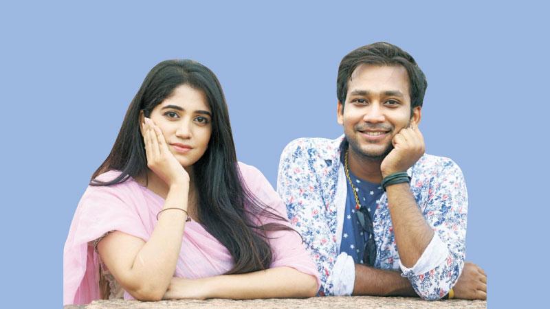 Shawon and Shahtaj share screen in 'Teddy Mostofa'