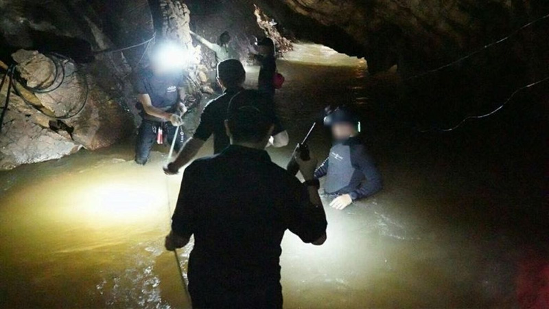 Museum, films planned for Thai cave