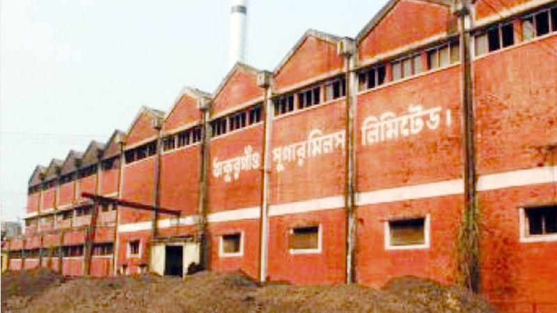 Upgradation of Thakurgaon Sugar Mills still a distant dream