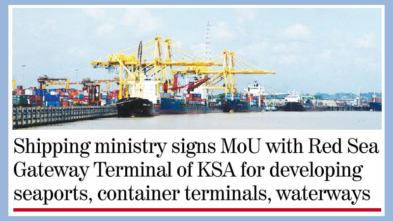 Top Saudi port builder to develop maritime sector in Bangladesh
