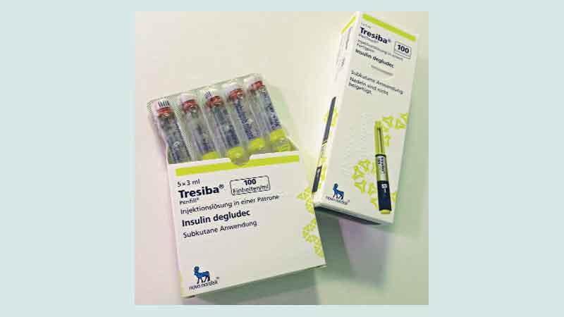 FDA approves Tresiba (insulin degludec) for Diabetes