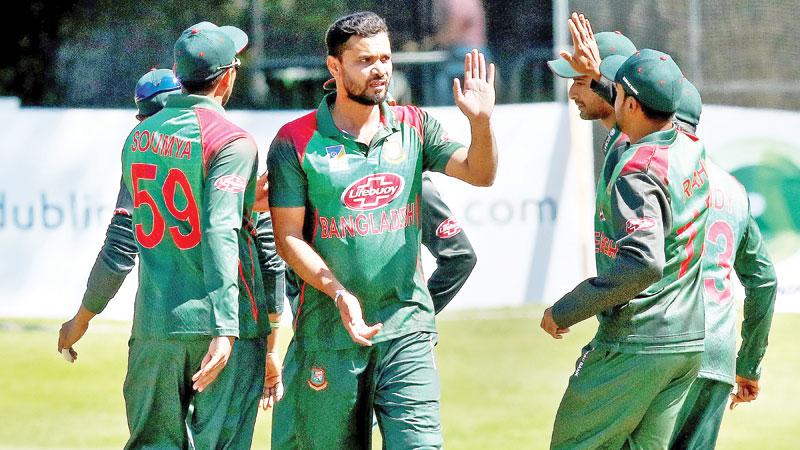 Bangladesh seal final berth