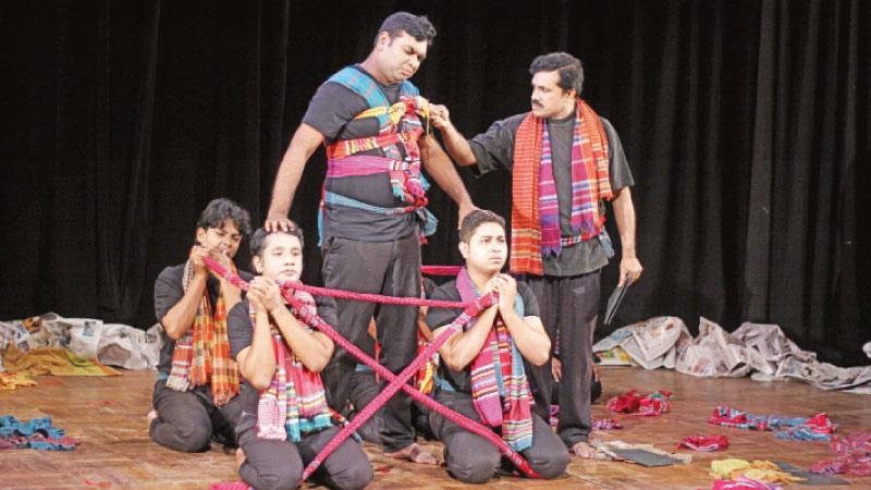 Special show of 'Tringsha Shatabdee' dedicating to Sri Lanka victims