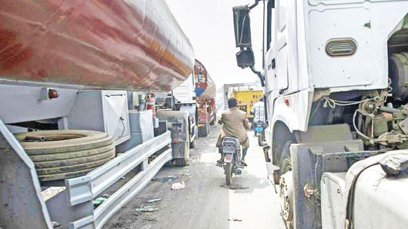 Border closure has mixed impact for Nigeria's economy