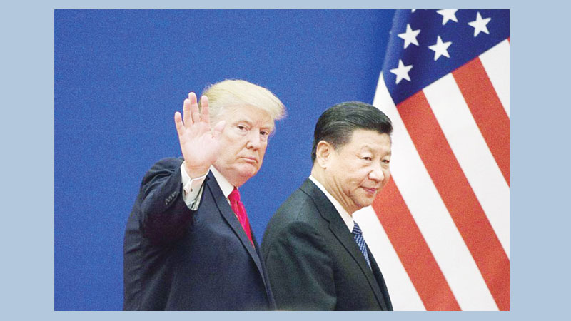 Asian markets enjoy fresh rally with focus on Trump-Xi meeting