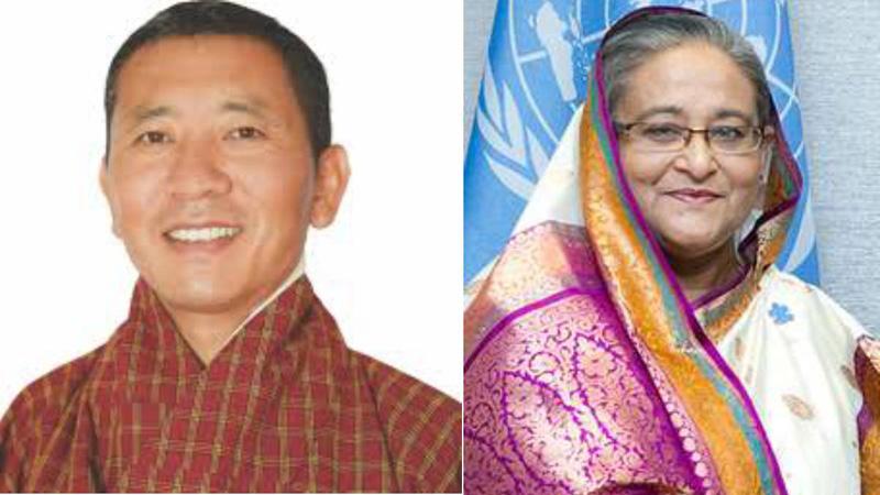 Bhutanese PM greets Hasina, Bangladeshis on Eid