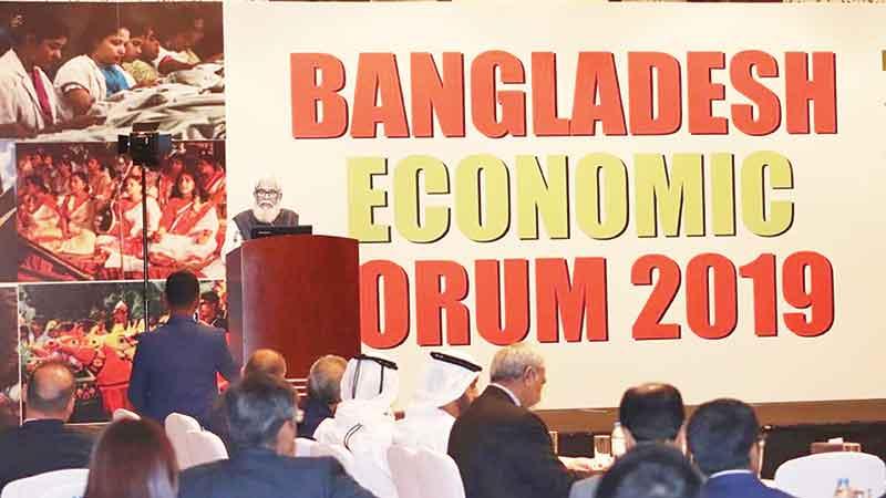 UAE-based investors to develop five economic zones  in Bangladesh