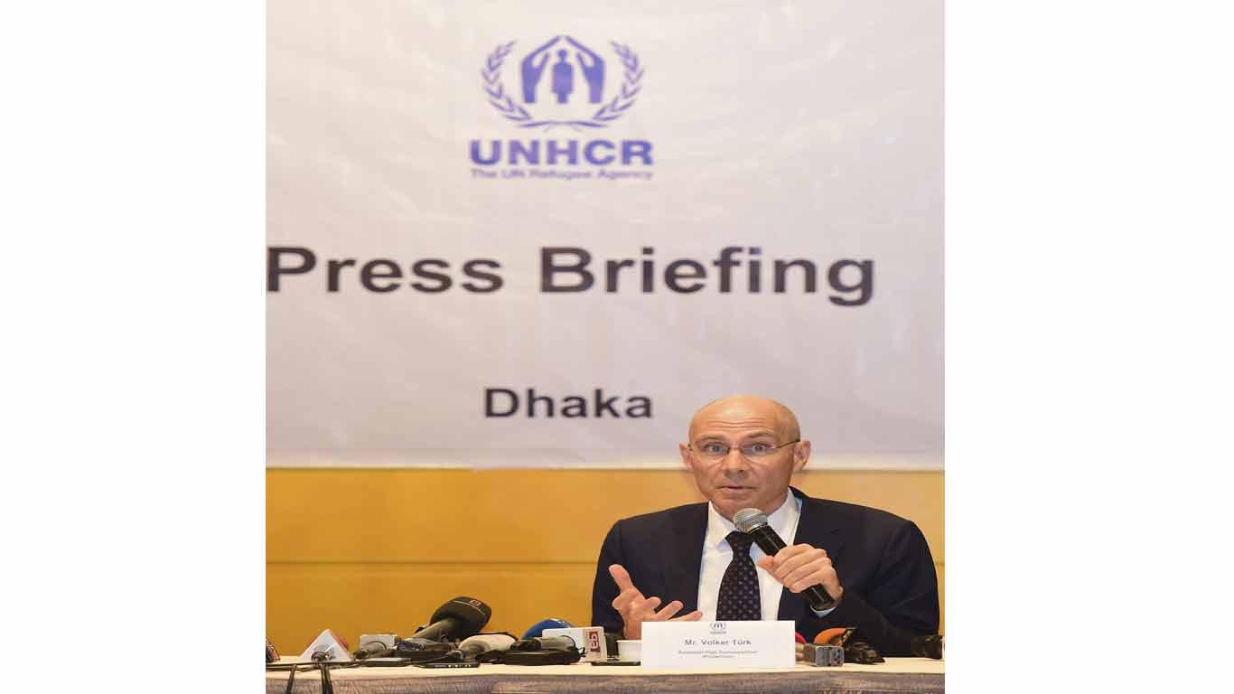 UNHCR blames Myanmar for Rohingya repatriation delay