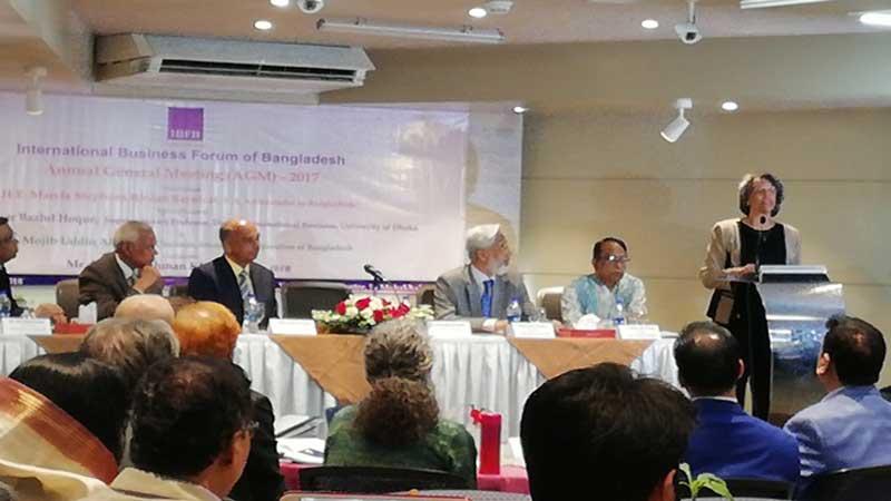 US to strengthen economic ties with Bangladesh