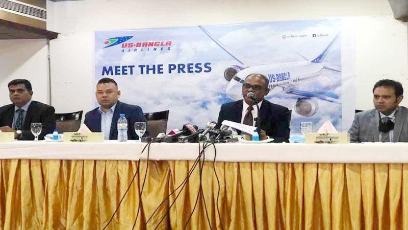 US-Bangla adds two new ATR 72-600s to its fleet