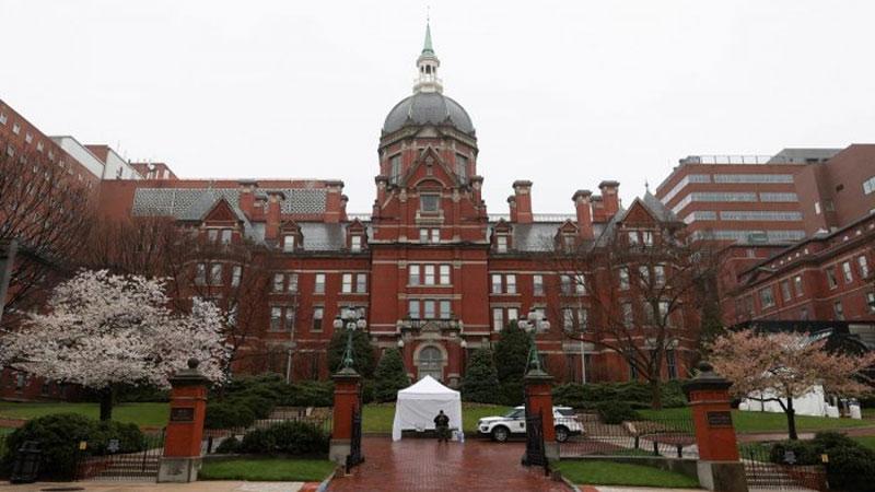 US coronavirus deaths surge past 2,000: Johns Hopkins University