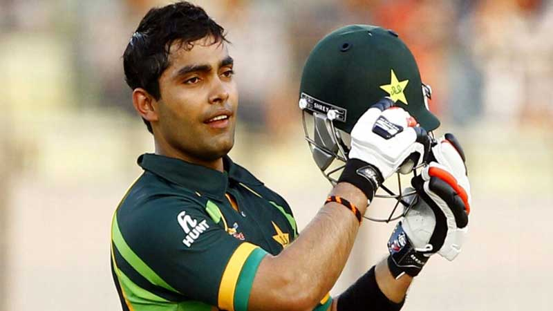 Umar Akmal suspended under PCB's anti-corruption code