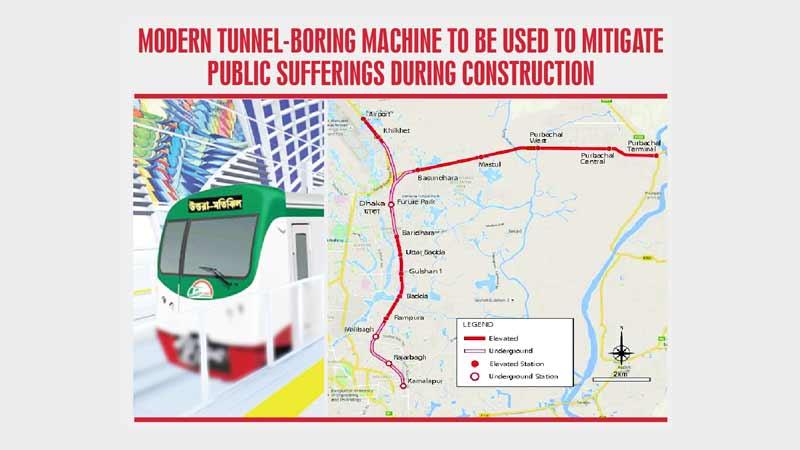 Underground metro work to start soon