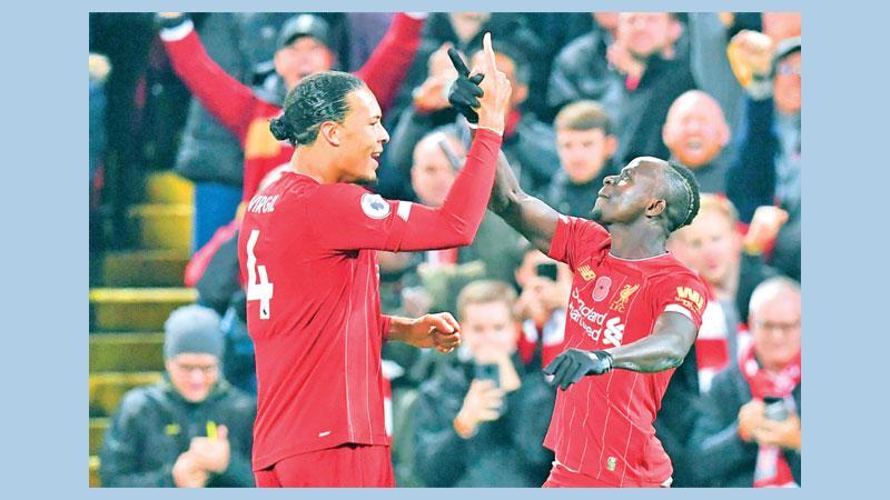 Van Dijk: A Liverpool legend in the making