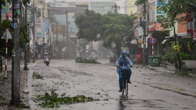 At least 21 dead, dozens missing in Vietnam after typhoon brings destruction
