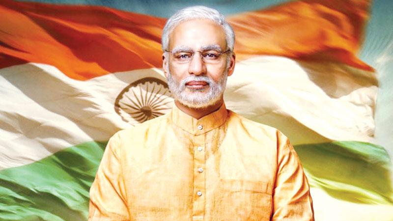 Vivek Oberoi turns PM Narendra Modi in biopic
