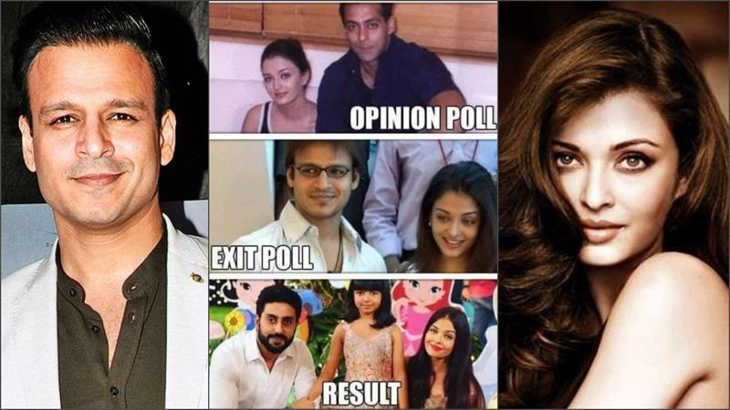 Vivek Oberoi apologises, deletes Aishwarya Rai meme tweet