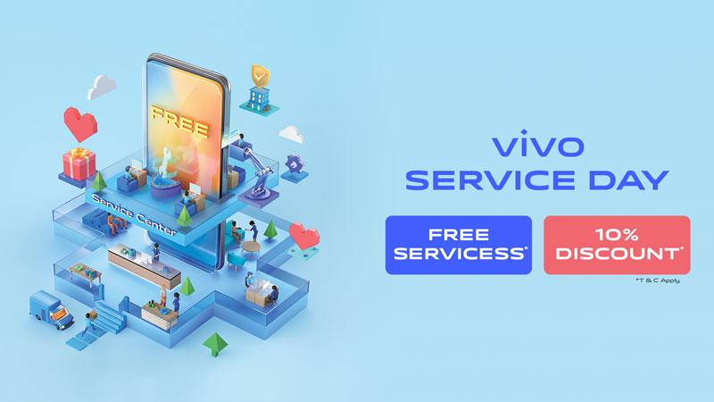 'Vivo Service Day' announced