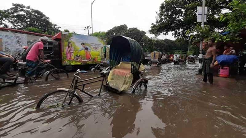 Urban flooding, an alarming phenomenon in Bangladesh