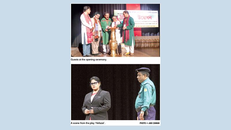 Weeklong theatre festival of Dhaka Padatik underway
