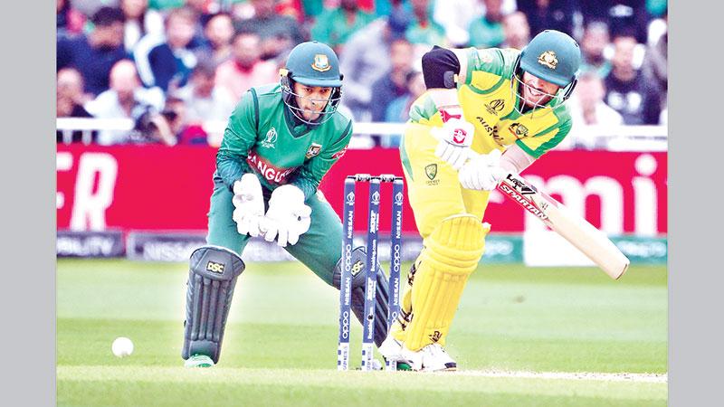 Australia beat Bangladesh