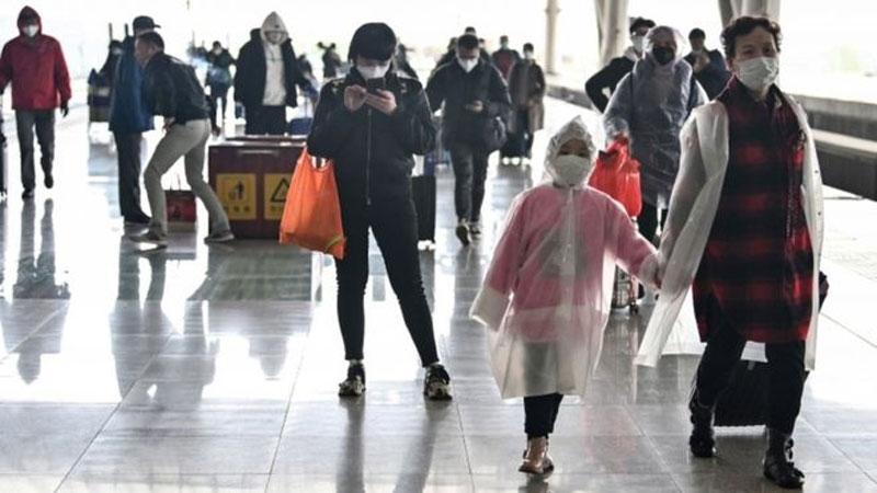 Wuhan partly reopens after coronavirus lockdown