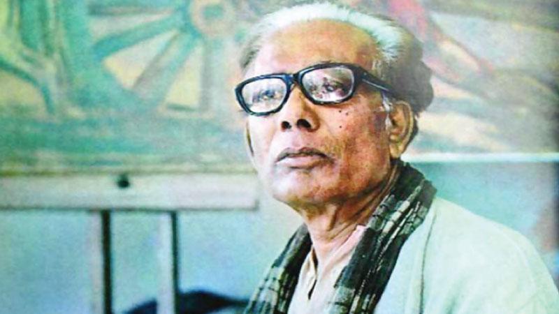Shilpacharya Zainul Abedin's 106th birth anniv Tuesday