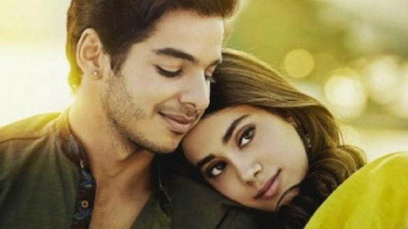 Janhvi Kapoor, Ishaan Khatter film is refreshing but weak