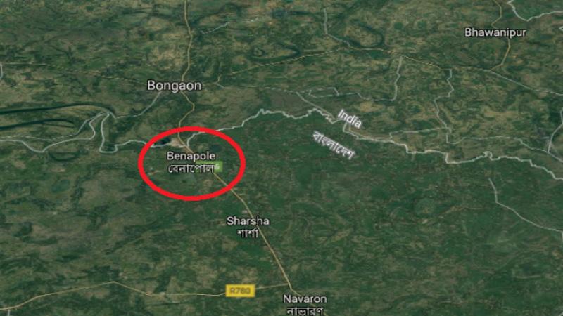 39 Bngladeshis held at Benapole border